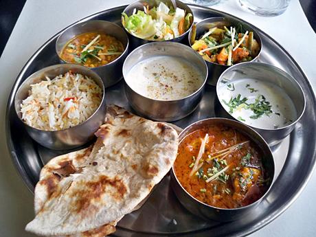 Platos indios losnikon for Abhiruchi south north indian cuisine